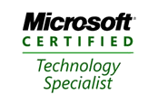 Microsoft Certified Technology Specialiste